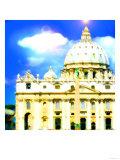Basilica Di San Pietro, Rome Prints by  Tosh