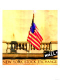 NYSE, New York Art by  Tosh