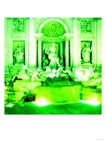 Fontana Di Trevi, Rome Posters by  Tosh