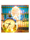 Grand Central Clock, New York Giclee Print by  Tosh