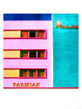 Parisian, Miami Posters by  Tosh
