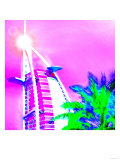 Dubai, UAE Prints by  Tosh
