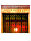 Saks Window, New York Posters by  Tosh