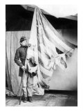 Flag of the 37th Pennsylvania Infantry, Civil War Posters