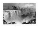 Rochester, New York, View of Genessee Falls Poster