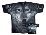 Nature - Arctic Wolf Shirts