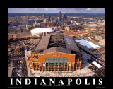 Lucas Oil Stadium - Indianapolis Colts Print