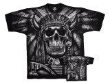 Fantasy - Indian Skull T-Shirt