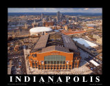 Lucas Oil Stadium - Indianapolis Colts Posters