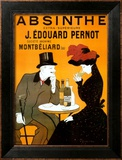 Absinthe Berthelot Prints by Leonetto Cappiello