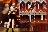 AC/DC - No Bull Angus Poster