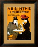 Absinthe Berthelot Art by Leonetto Cappiello
