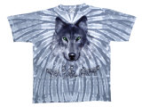 Nature - Grey Wolf T-shirts