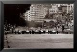 Monaco Grand Prix, 1962 Posters by Jesse Alexander
