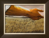 The Sower Art by Garret Walker