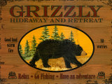 Grizzly Art by Debi Hron