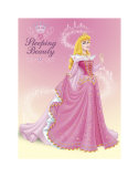 Sleeping Beauty Shines Prints
