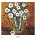 Portofino Bouquet Prints by Irene Paschal