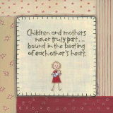 Children and Mothers Prints by Karen Tribett