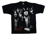 AC/DC - Highway Group T-shirts