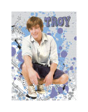 High School Musical 3: Troy Poster