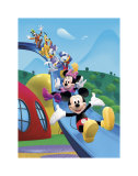 Mickey Mouse Clubhouse: Friends Equals Fun Kunstdrucke