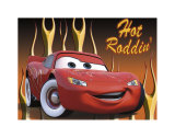 Lightning McQueen: Hot Roddin' Art