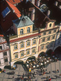 Old Town Square, Prague, Czech Republic Photographie par David Barnes