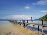 Tunka Abdul Rahman National Park, Borneo, Malaysia Photographic Print by Michele Molinari
