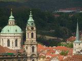 St. Nicholas's Church, Prague, Czech Republic Photographic Print by Russell Young
