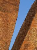 Split Spherical Sandstone Boulder, Devil's Marbles, Australia Photographic Print by John & Lisa Merrill