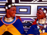 Ndembelle Women, South Africa Photographie par Claudia Adams