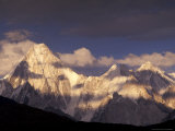 Gasherbrum Group, Kasmir Photographic Print by Gavriel Jecan