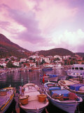 Kas Harbor, Turquoise Coast, Turkey Photographic Print by Nik Wheeler