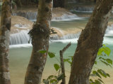 Kuang Si Falls, Laos Photographic Print by Gavriel Jecan