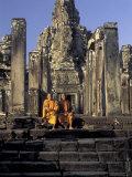 Angkor Wat, Cambodia Photographic Print by Keren Su