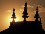 Bouddhanath Stupa, Kathmandu, Nepal Photographic Print by Gavriel Jecan