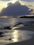 Rouge Beach on St. Martin, Caribbean Fotodruck von Robin Hill