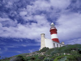 Agulhas Lighthouse, South Africa Photographic Print by Walter Bibikow