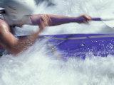 Kayaking, Durango, Colorado, USA Photographic Print by Lee Kopfler