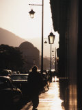 Street Scene, Antigua, Guatemala Photographic Print by John & Lisa Merrill