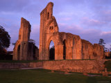 Glastonbury Abbey, England Photographic Print by Nik Wheeler