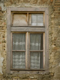 Old Window, Senj, Croatia Photographic Print by Russell Young