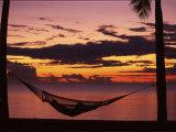 Sunset, Denarau Island, Fiji Photographie par David Wall