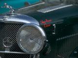 Antique Jaguar, Germany Photographie par Russell Young