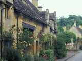 Village of Snowshill, Cotswolds, Gloucestershire, England Photographie par Nik Wheeler