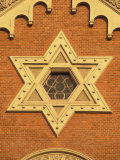 The Great Synagogue of Plzen, Czech Republic Photographic Print by Walter Bibikow