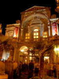 Opera Theatre at Night, Avignon, Provence, France Photographic Print by Lisa S. Engelbrecht