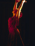 Female Flamenco Dancer, Cordoba, Spain Photographic Print by John & Lisa Merrill