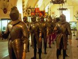Knights at Grand Master's Palace, Valletta, Malta Photographic Print by Robin Hill